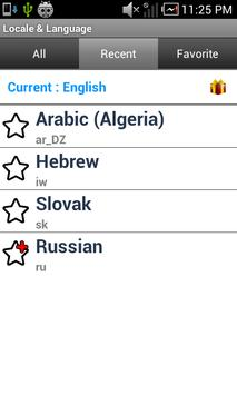 Set Locale & Language v1.0.4 .apk File