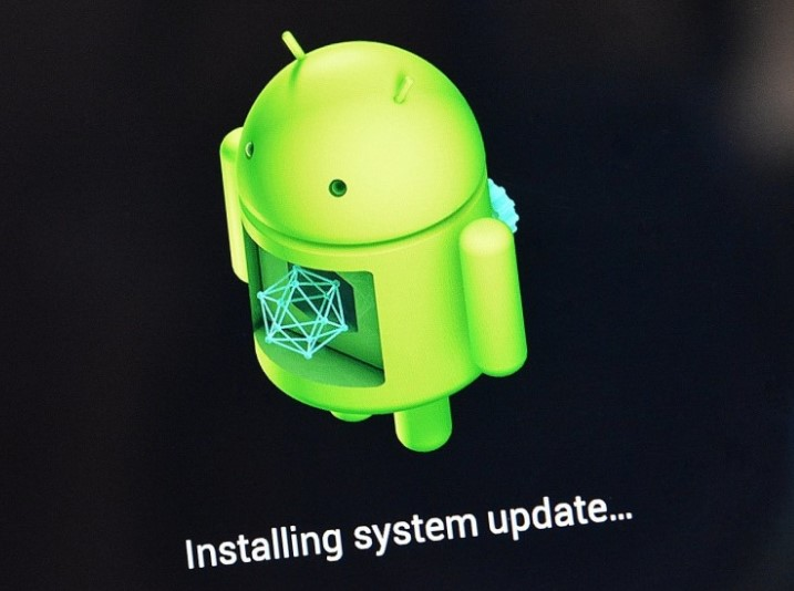 Update Android all smartphones LG motorola samsung