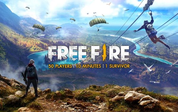 Free Fire Battlegrounds