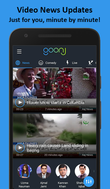 Best Live News Channels Android Apps for Pakistan in 2018
