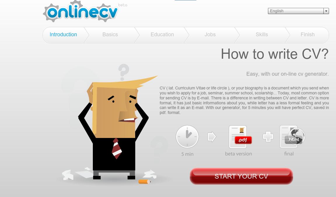 10 free online resume creators  cv