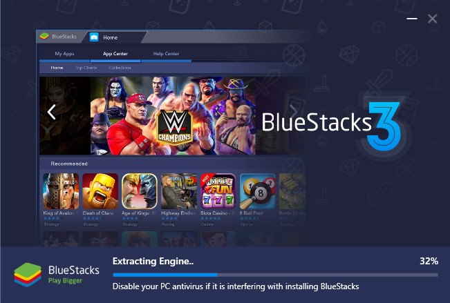 Rooting Bluestacks 3 with Bluestacks tweaker