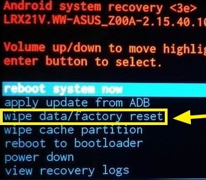 How to factory reset google pixel 2 pixel 2 xl softstribe ccuart Choice Image