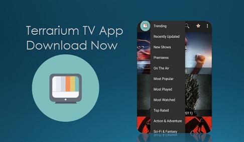 Terrarium TV v1.9.2 .apk File