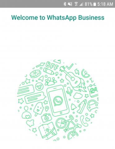 Whatsapp Business v0.0.55 .apk File