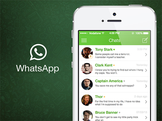 Spy Whatsapp for Android