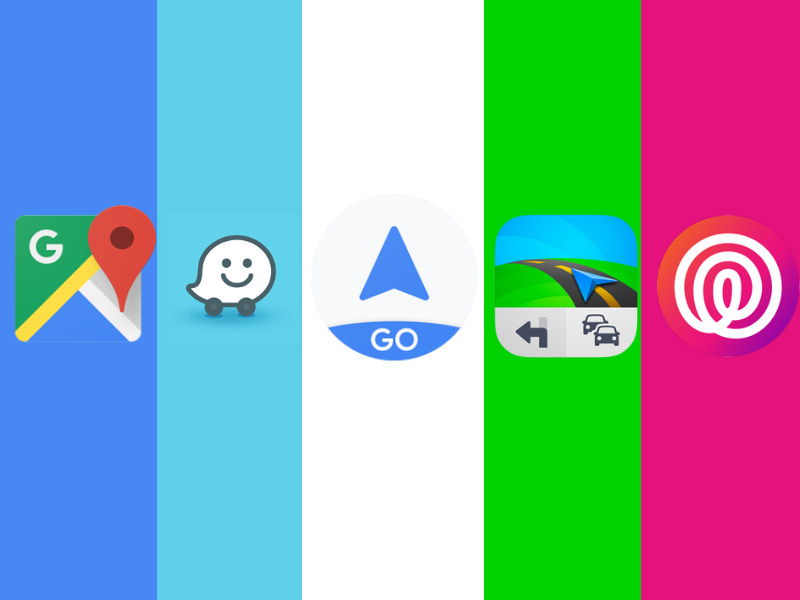 best gps navigation android apps