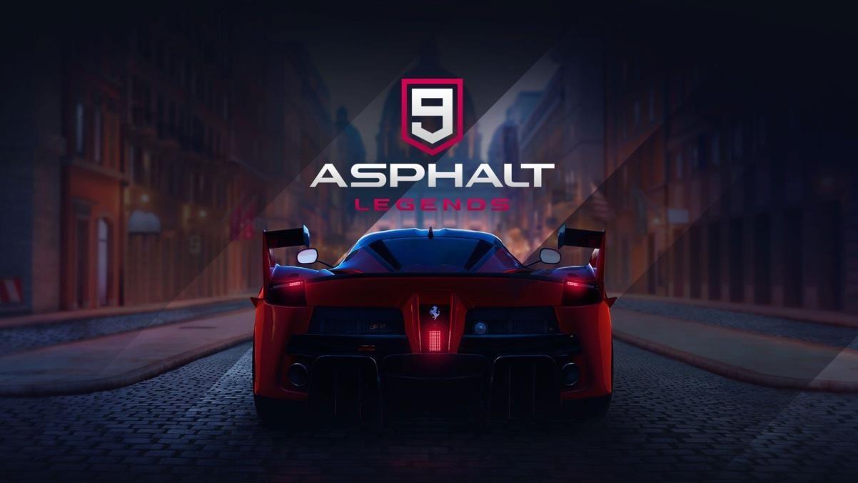 Asphalt 9: Legends Android Racing Game