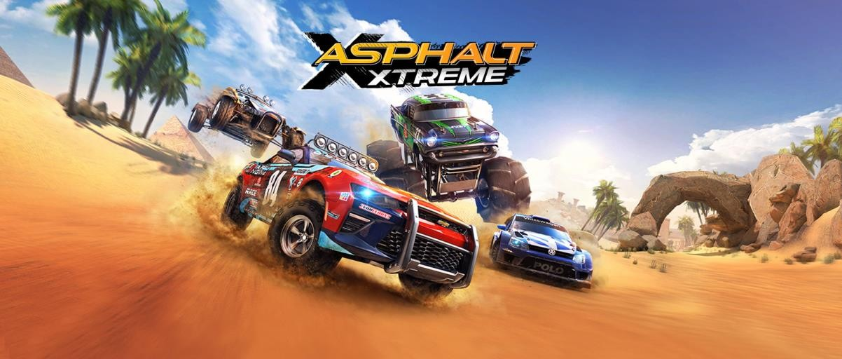 Android Asphalt Xtreme Racing Game