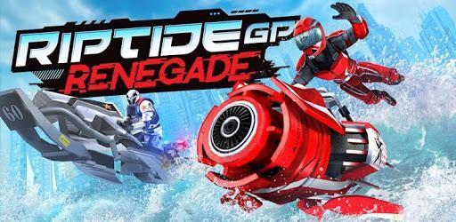 Riptide GP Renegade Android racing game