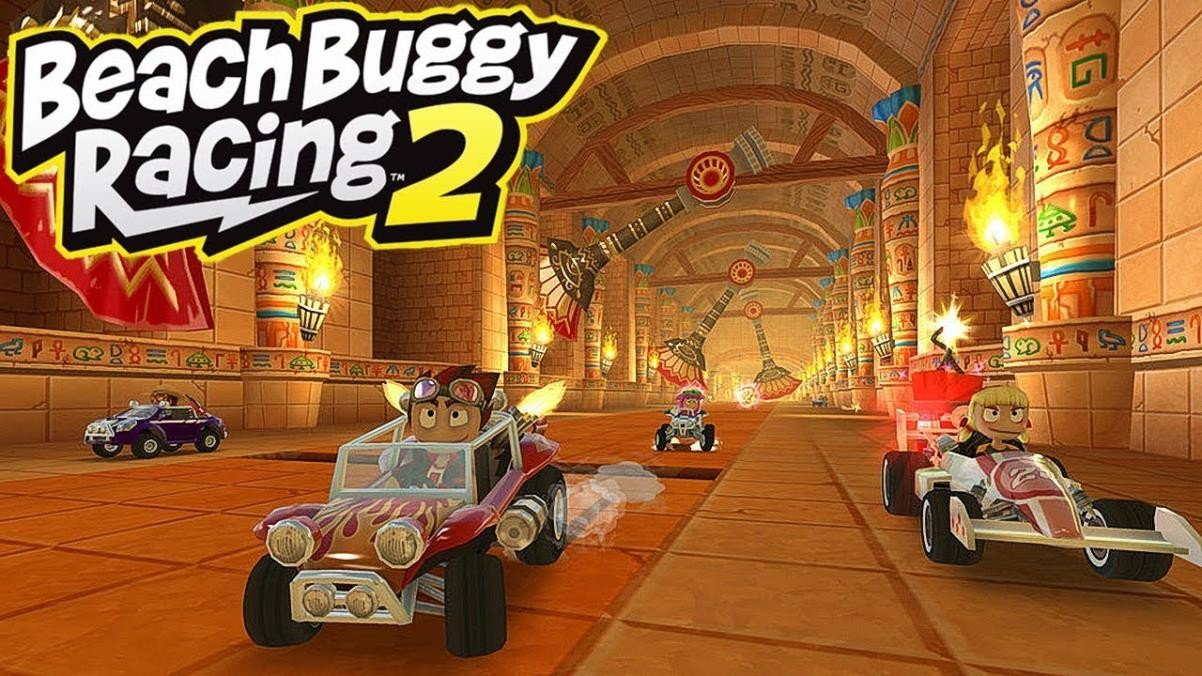 Beach Buggy Racing 2 Android game
