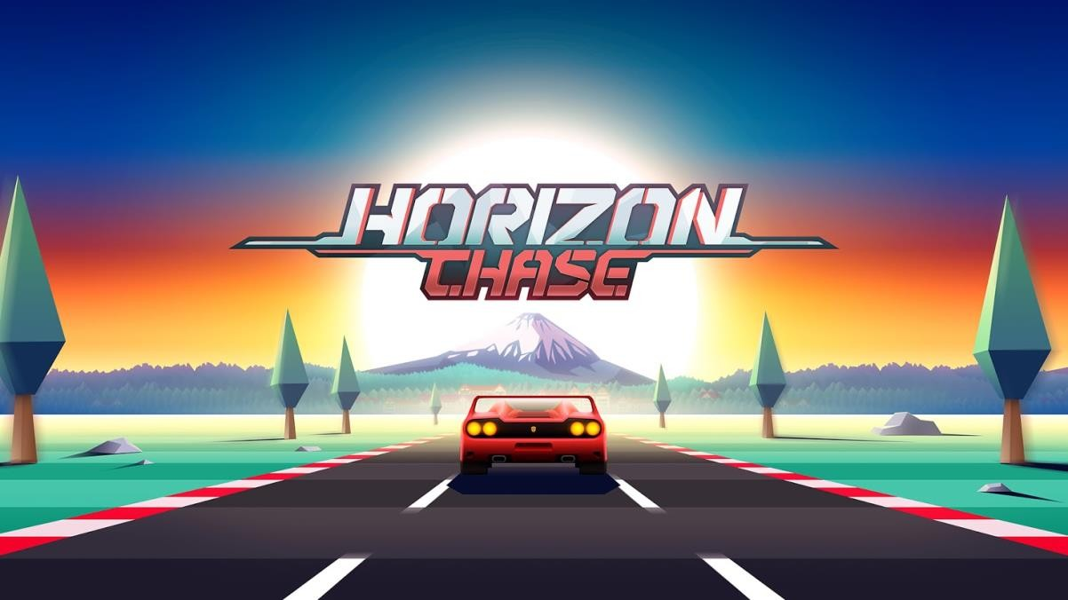 Horizon Chase Racing Android game