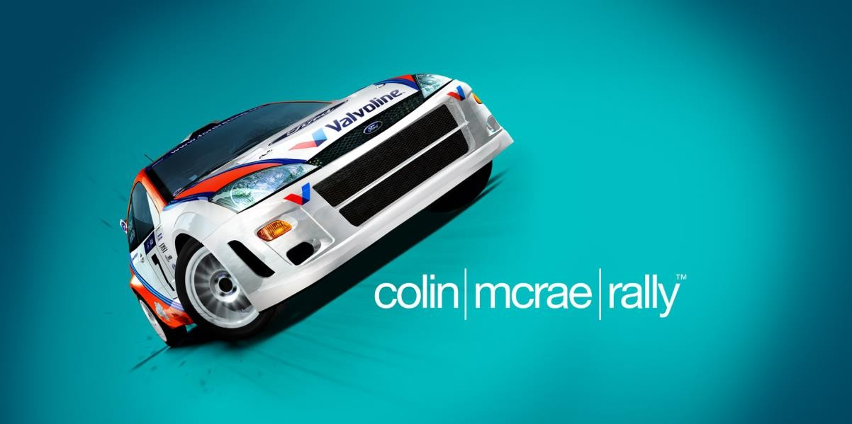 Collin McRae Rally Android racing game