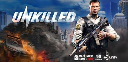 Unkilled: Best Multiplayer Shooting Games (ANDROID)